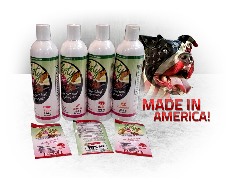 Zesty Pets Made In America